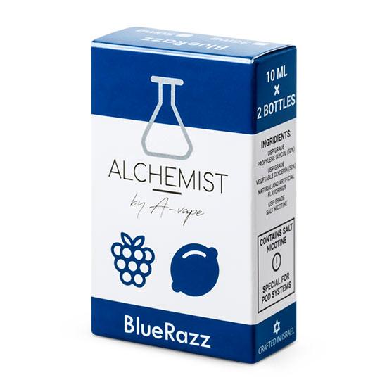 Alchemist Salt - BlueRazz