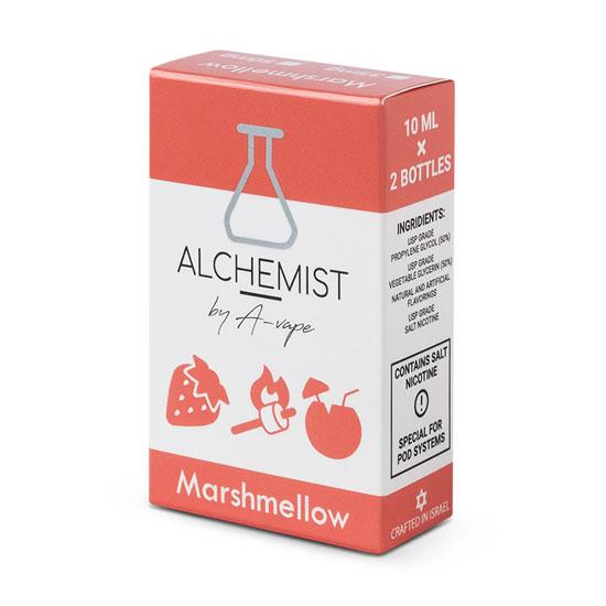 Alchemist Salt - Marshmellow