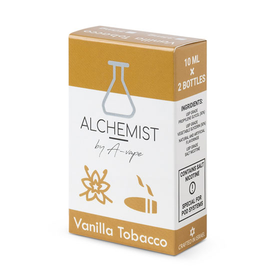 Alchemist Salt - Vanilla Tobacco